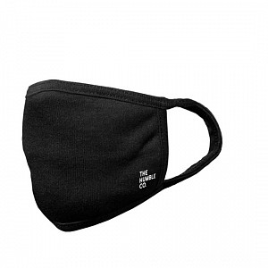 Humble Cloth Face Mask Black - Reusable
